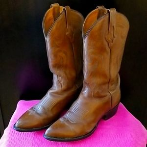 Resistol Ranch by Lucchese Cowboy Boots Men's sz 8